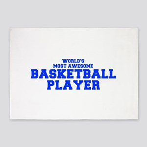 WORLD'S MOST AWESOME Basketball Player-Fre blue 40