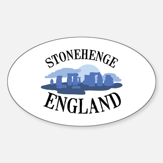 Stonehenge England Decal
