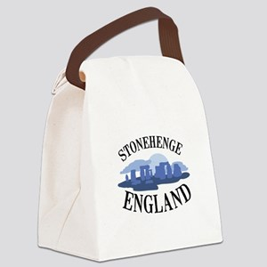 Stonehenge England Canvas Lunch Bag