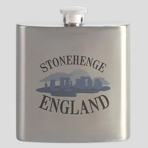Stonehenge England Flask