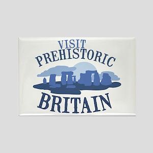 Prehistoric Britain Magnets
