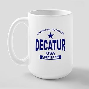 Decatur AL Large Mug