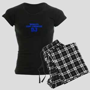 WORLD'S MOST AWESOME DJ-Fre blue 600 Pajamas