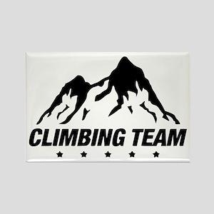 climbing Rectangle Magnet