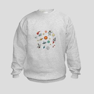 A little spacey Sweatshirt