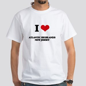 I love Atlantic Highlands New Jersey T-Shirt
