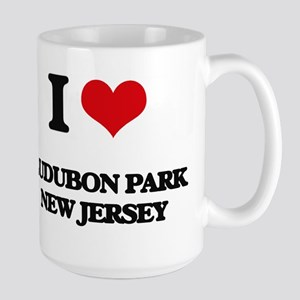I love Audubon Park New Jersey Mugs
