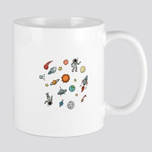 A little spacey Mugs