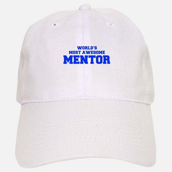 WORLD'S MOST AWESOME Mentor-Fre blue 600 Baseball