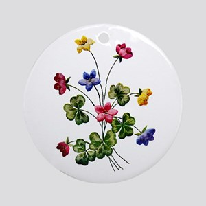 IRISH SPRING Ornament (Round)