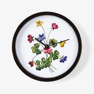 IRISH SPRING Wall Clock