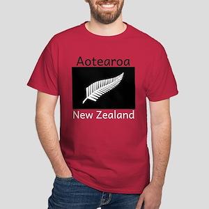 Aotearoa - New Zealand T-Shirt