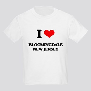 I love Bloomingdale New Jersey T-Shirt