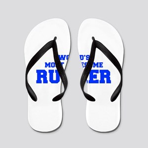 WORLD'S MOST AWESOME Runner-Fre blue 600 Flip Flop