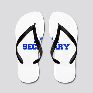 WORLD'S MOST AWESOME Secretary-Fre blue 600 Flip F