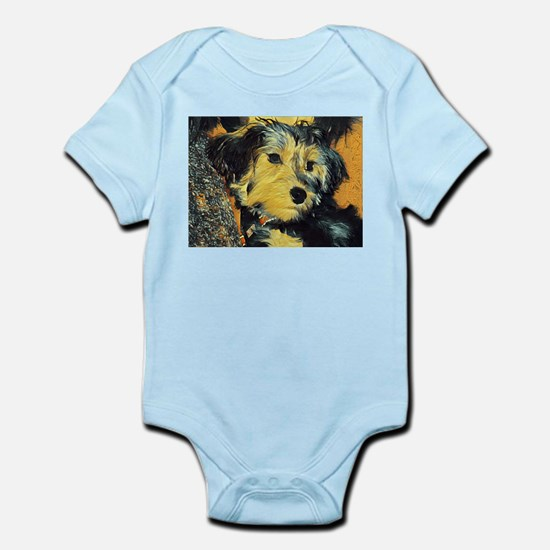 Penny the Yorkie Body Suit