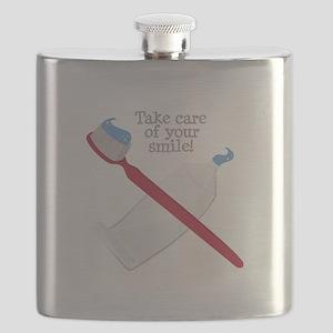 Take Care Flask