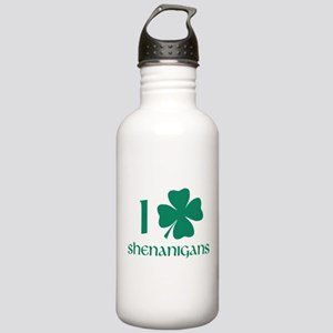 I Shamrock Shenanigans Stainless Water Bottle 1.0L