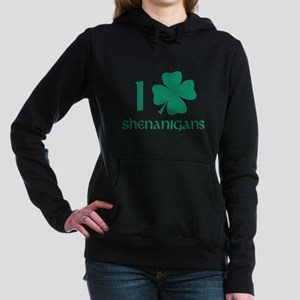 I Shamrock Shenanigans Hooded Sweatshirt