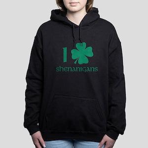 I Shamrock Shenanigans Hooded Sweatshirt