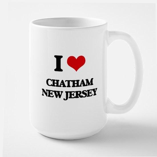 I love Chatham New Jersey Mugs