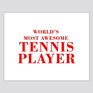 WORLD'S MOST AWESOME Tennis Player-Bod red 350 Pos