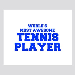 WORLD'S MOST AWESOME Tennis Player-Fre blue 400 Po