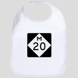 M-20, Michigan Bib