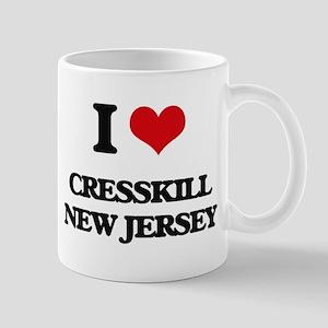 I love Cresskill New Jersey Mugs