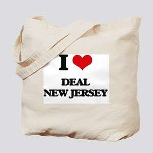 I love Deal New Jersey Tote Bag