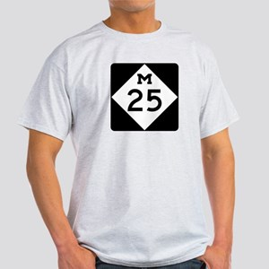 M-25, Michigan Light T-Shirt