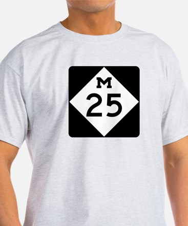 M-25, Michigan T-Shirt