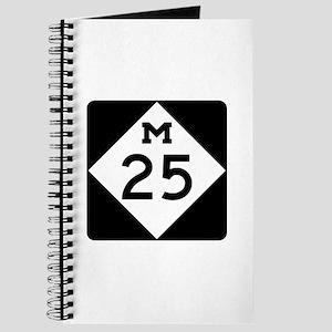 M-25, Michigan Journal