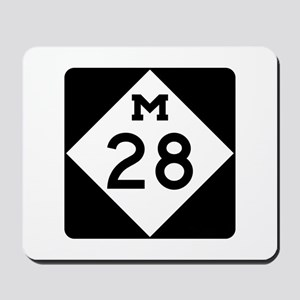 M-28, Michigan Mousepad