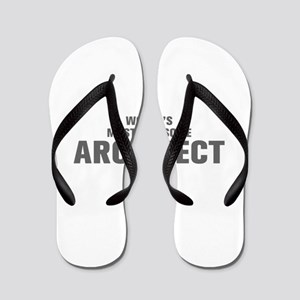WORLDS MOST AWESOME Architect-Akz gray 500 Flip Fl
