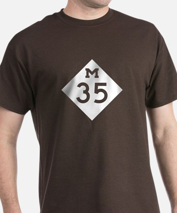 M-35, Michigan T-Shirt