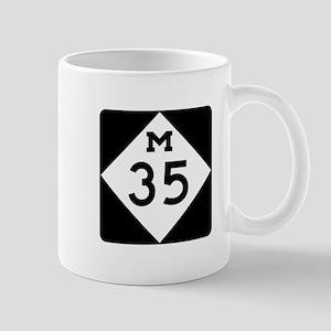 M-35, Michigan Mug