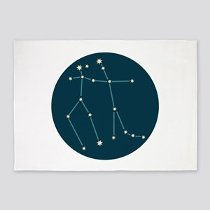 Gemini Constellation 5'x7'Area Rug