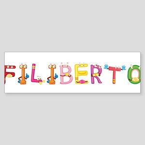 Filiberto Bumper Sticker