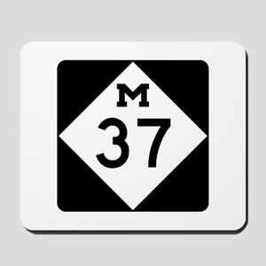 M-37, Michigan Mousepad