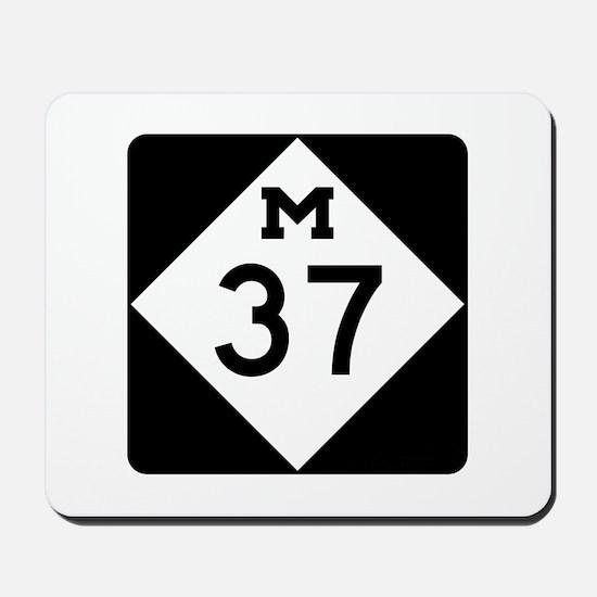 M-37, Michigan Mousepad
