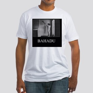 Bahaduauhaus Fitted T-Shirt