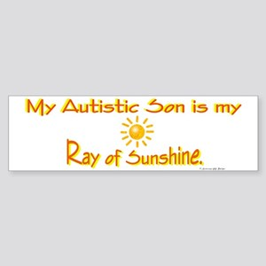 Ray Of Sunshine (Son) Bumper Sticker