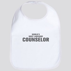 WORLDS MOST AWESOME Counselor-Akz gray 500 Bib