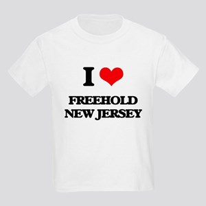 I love Freehold New Jersey T-Shirt
