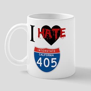 I Hate The I405 Mug