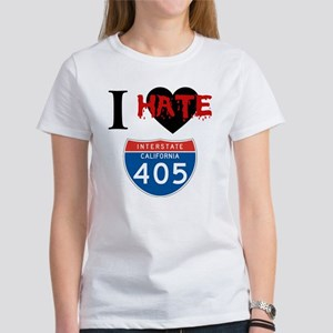 I Hate The I405 Women's T-Shirt