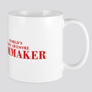 WORLDS MOST AWESOME Filmmaker-Bod red 300 Mugs