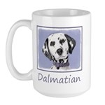 Dalmatian 15 oz Ceramic Large Mug
