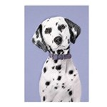 Dalmatian Postcards (Package of 8)